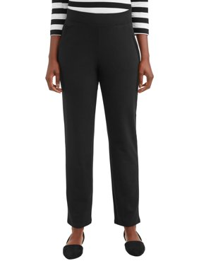 Time and Tru Women's Knit Pull On Pant