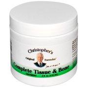 Christopher's Original Formulas Christopher s Original Formulas  Complete Tissue   Bone Ointment  4 fl oz  118 ml