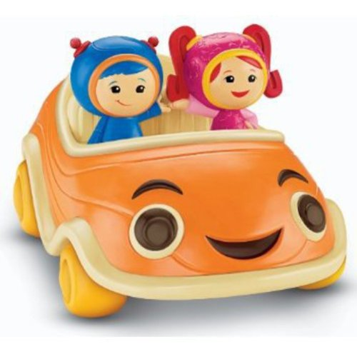 """Fisher-Price Team Umizoomi """"Come and Get Us"""" Counting Car"""