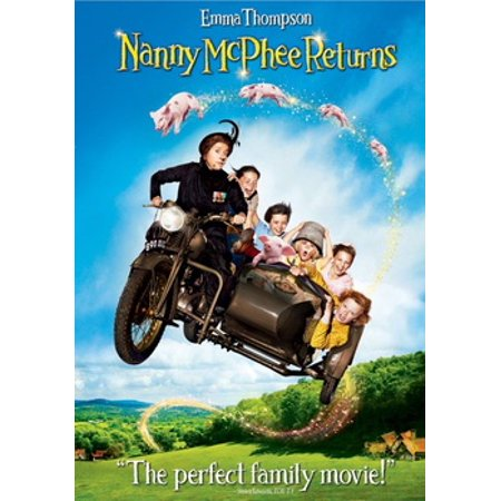 Nanny McPhee Returns (DVD) - The Return Of Halloweentown