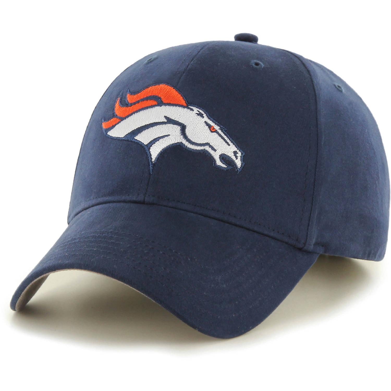 NFL Denver Broncos Basic Adjustable Cap/Hat by Fan Favorite