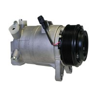 Denso New w/ Clutch A/C Compressor