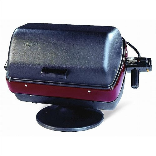 MECO Corporation 27'' Easy Street Electric Tabletop Grill with 3-position element