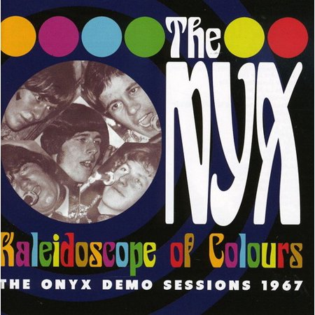 Kaleidoscope Of Colours: The Onyx Demo Sessions 1967 - Halloween Colors Demo