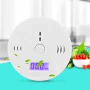 Back To Search Resultssecurity & Protection Auyou Co Gas Sensor Carbon Monoxide Poisoning Alarm Home Lcd Co Carbon Monoxide Poisoning Sensor Alarm Warning Detector Tester And Digestion Helping Carbon Monoxide Detectors