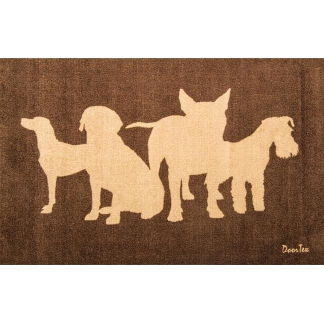 Doortex Home Matting Solutions 24 x 39 in. Dog Rectangular Wash Room Mat - image 1 of 1
