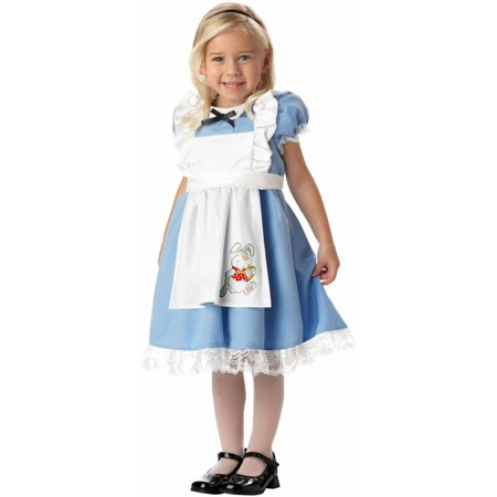 Lil' Alice Girls' Toddler Halloween - Alice Madness Returns Halloween Costume