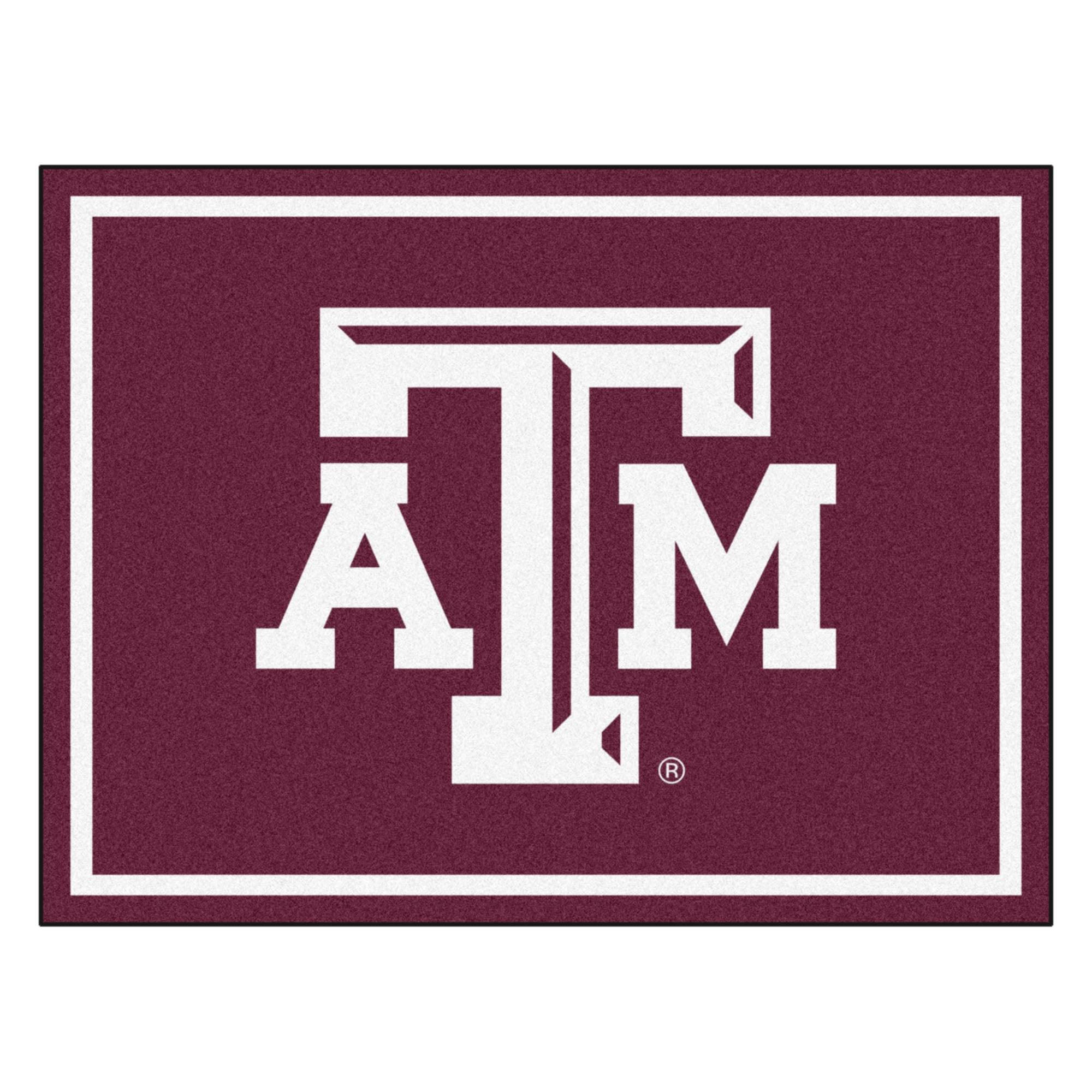 Texas A&M 8'x10' Rug