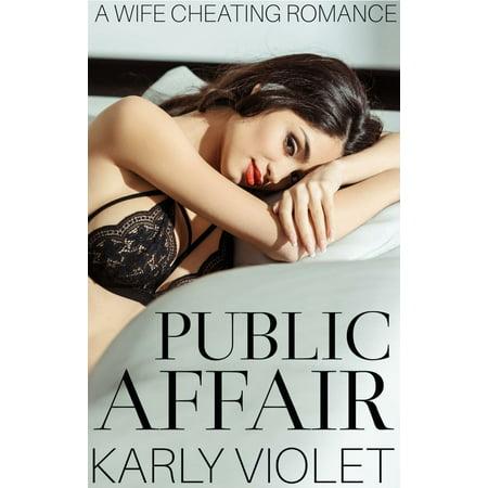 Public Display - A Wife Cheating Romance - eBook
