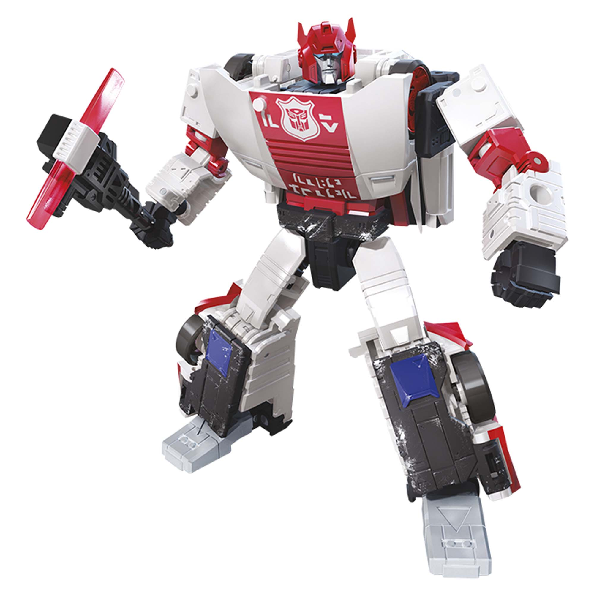 Transformers Generations War for Cybertron Deluxe WFC-S35 Red Alert