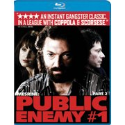 Mesrine: Public Enemy No. 1 (Blu-ray)
