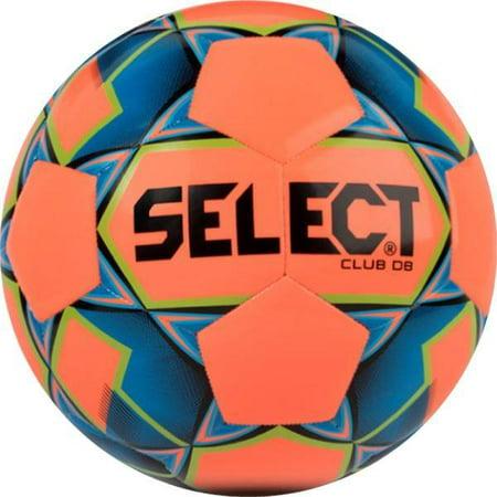 Select Club DB Soccer Ball - Orange/Blue Select Classic Soccer Balls