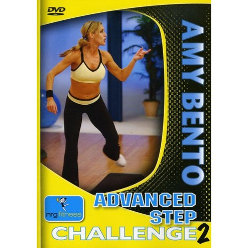 Amy Bento: Advanced Step Challenge 2 (Full Frame, Widescreen)