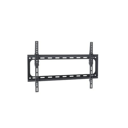 "Flat Panel Slot Mount (ADBA MOUNT !! Tilt TV Wall Mount Bracket for LED, LCD, QLED,OLED Flat and Curve Screen Panels for 37"" to 75"