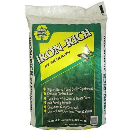 Image of Richlawn Iron-rich Fertilizer