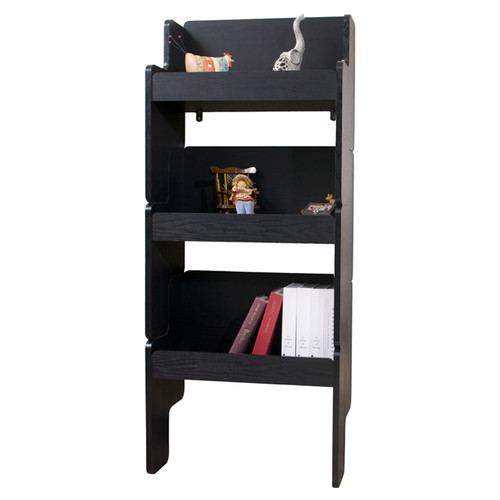Hokku Designs 59'' Accent Shelves Bookcase by Enitial Lab