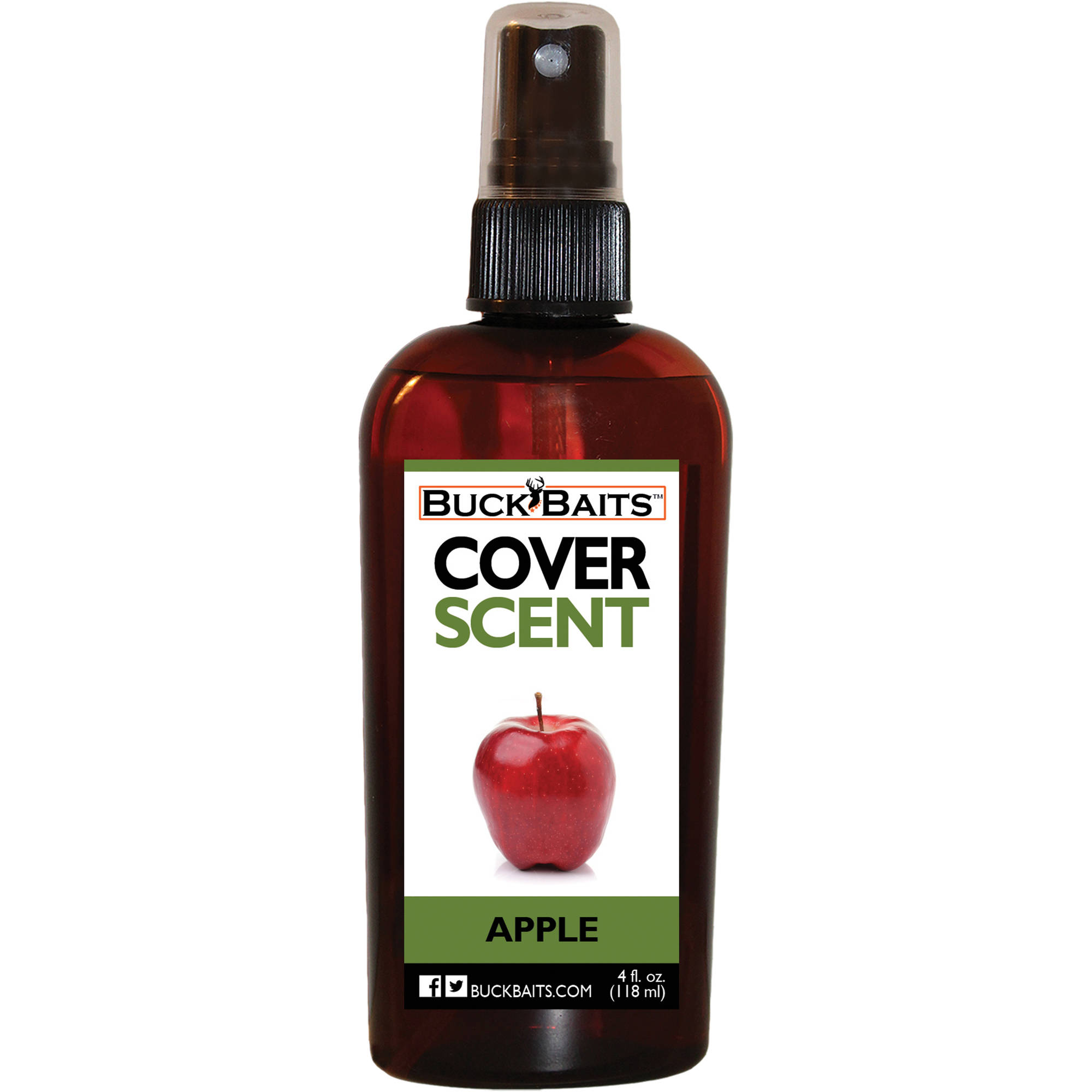 Buck Baits Apple Cover Scent 4 oz. thumbnail