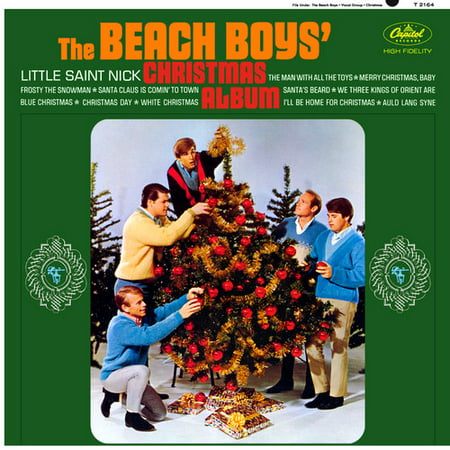 Beach Boys Christmas Album (CD)