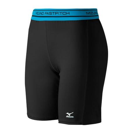 Mizuno Low Rise Compression Sliding Short Softball Sliding Shorts