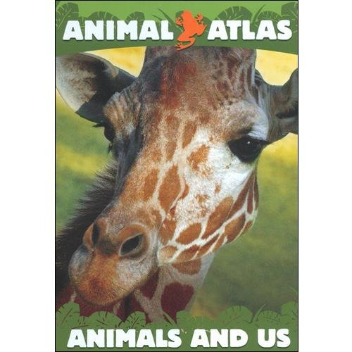 Animal Atlas Animals And Us DVD by Ncircle Entertainment
