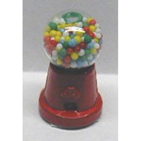 Dollhouse 1 Inch Gumball (Gumball House)