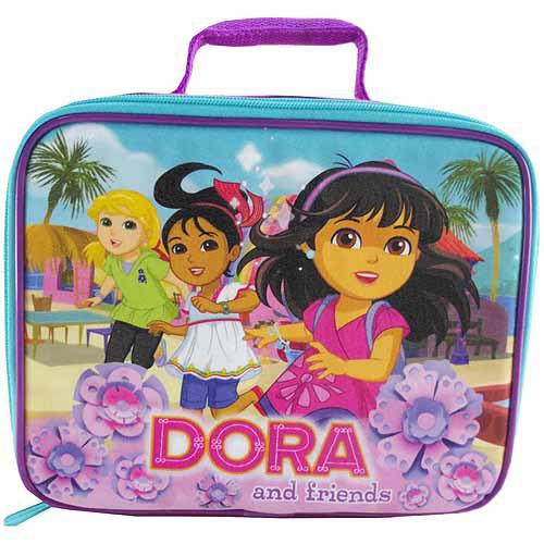 Nickelodeon Dora and Friends Lunch Box Kit