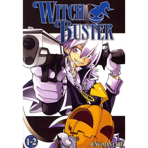 Witch Buster 1-2