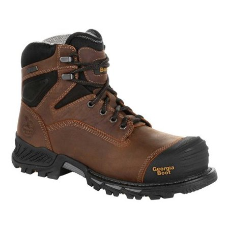 Men s Georgia Boot GB00284 6 Rumbler Comp Toe Waterproof Work Boot