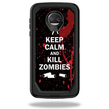 MightySkins Skin For OtterBox Defender Motorola Moto Z2 Force - All Hives Matter | Protective, Durable, and Unique Vinyl Decal wrap cover | Easy To Apply, Remove, and Change Styles | Made in the