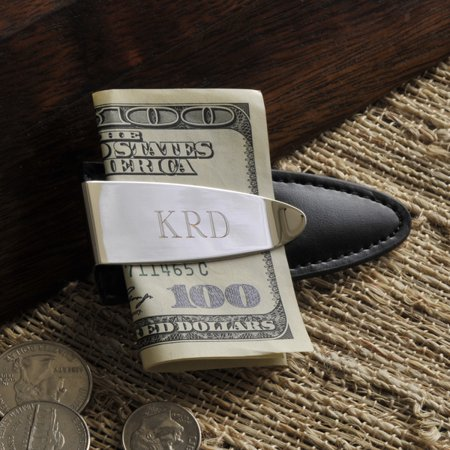 Personalized Arrowhead Money Clip (Personalized Money Clips)