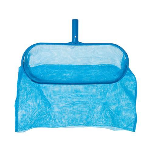 Basic Deep Bag Swimming Pool Leaf Rake Skimmer Head