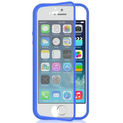 Gelli Flip Case with Integrated Screen Protector for iPhone 5 / 5S -