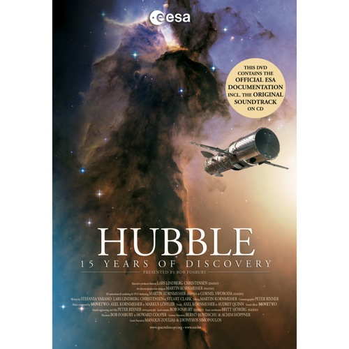 Image of HUBBLE: 15 YEARS OF DISCOVERY [DVD] [WITH BONUS CD]