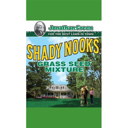 SEED SHADY NOOKS 7LB (Shady Nooks Grass Seed)