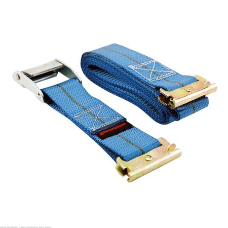 E-Track Cam Lock Logistic Strap Tie Down - 2