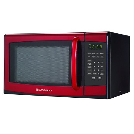 0.9 Cu. Touch-Control Microwave Oven 900 Watt