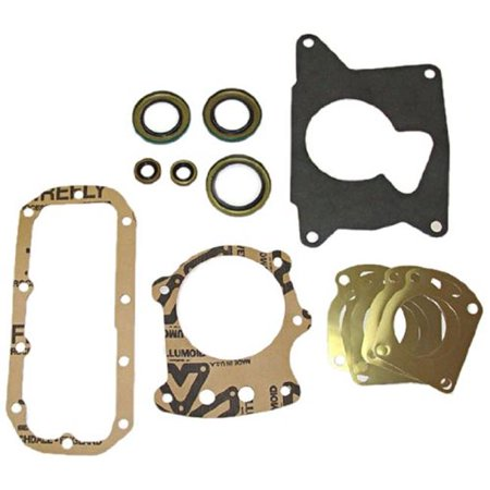 Omix-Ada  300 Dana Compatible Transfer Case Gasket & Oil Seal Kit Dana Model 300 Transfer Case