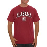 Russell NCAA Alabama Crimson Tide, Men's Classic Cotton T-Shirt