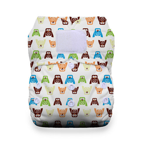 Thirsties,INC Duo All in One Diaper with Hook and Loop