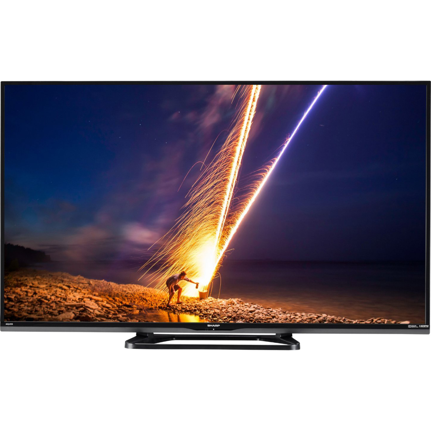 "Sharp Aquos Full HD 1080p LED S, 32"", Black"