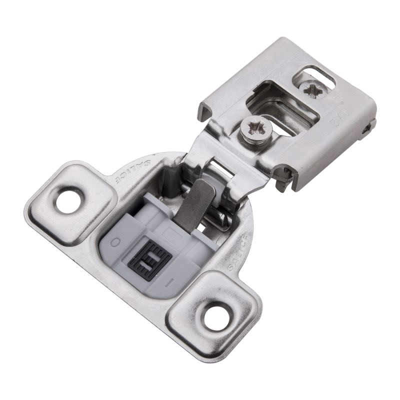 Hickory Hardware HH74716 1/2 Inch Overlay Soft Close Face Frame Cabinet Hinge (Package of 2)