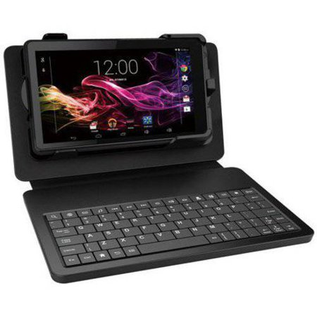 "RCA 7"" Tablet 8GB Quad Core, Includes Keyboard and Case"