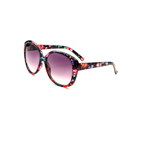 9183cc76a84 Women s Oversized Sunglasses P2419 - Walmart.com
