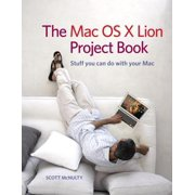 The Mac OS X Lion Project Book - eBook
