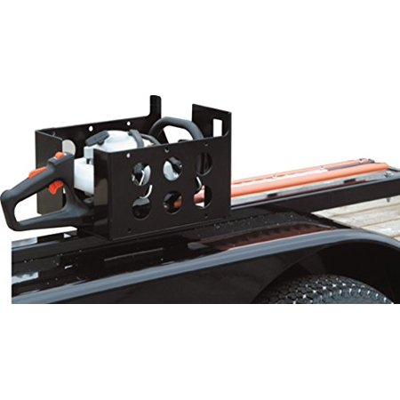 Multi-Rack Truck & Trailer Rack for Chain Saw Hedge Trimmers Handheld Blowers ()