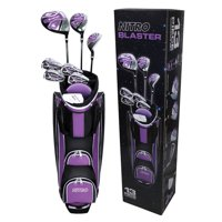 Nitro Golf Club Complete Set, Ladies, 13-Piece Deals
