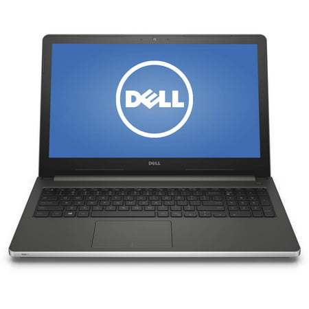 Dell Silver 15 6   Inspiron 5559 Fhd Touch Laptop Pc With Intel Core I7 6500U Processor  8Gb Memory  Touch Screen  1Tb Hard Drive And Windows 10 Home