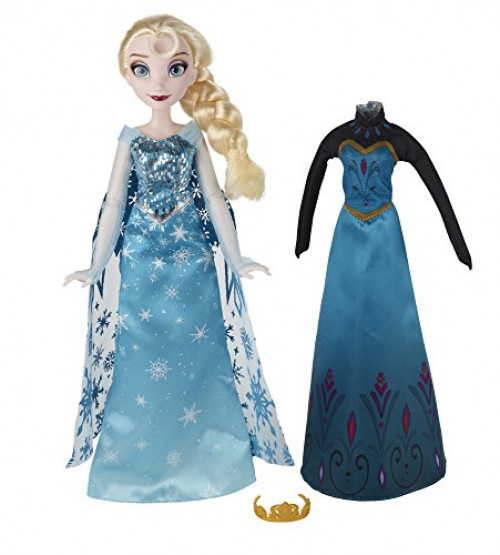 Disney Frozen Coronation Change Elsa by Hasbro