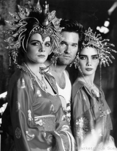 Big Trouble In Little China Movie Poster 11x17 Mini Poster gowns kim cattrall 11x17 Mini Poster by