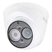 LTS LTCMHT1623W Camera,5-7/64in.Dia.,2 MP,7W,White G0122090